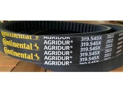 CUREA AGRIDUR 45x20x3070 Li
